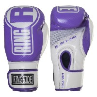 Ringside ApexボクシングキックボクシングムエタイトレーニンググローブGel Sparring Punching Bag Mitts