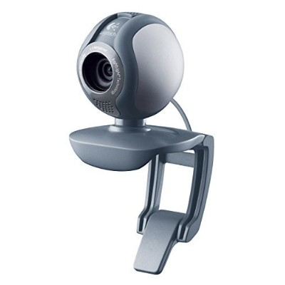 Logitech Webcam C500 with 1.3MP Video and Built-in Microphone [Retail Packaging] [並行輸入品]