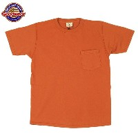 GOODWEAR SS POCKET Tee / TERRACOTTA