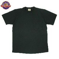GOODWEAR SS POCKET Tee / BLACK