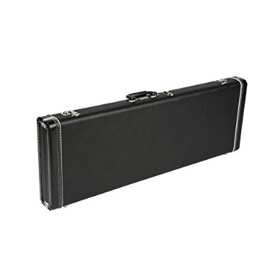 Fender ハードケース G&G Standard Mustang/Jag-Stang/Cyclone Hardshell Case, Black with Black Acrylic...
