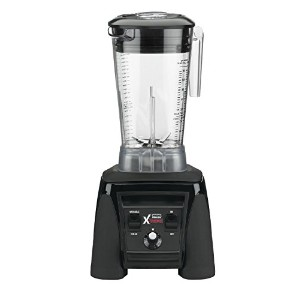 Waring Commercial MX1200XTX Xtreme Hi-Power Variable-Speed Food Blender with Raptor Copolyester...