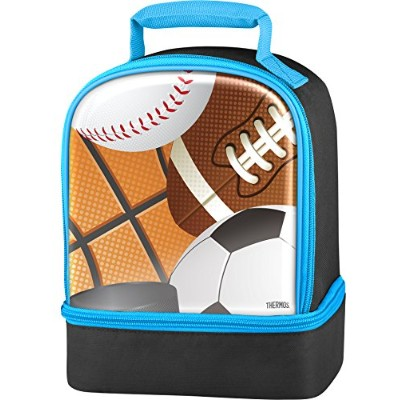 (All Sports) - Thermos Dual Lunch Kit, All Sports