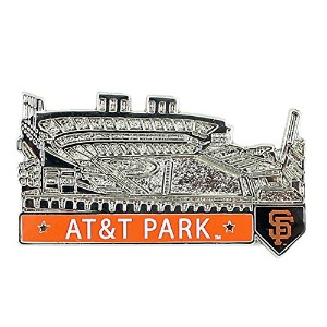 San Fransisco Giants At & t Parkピン
