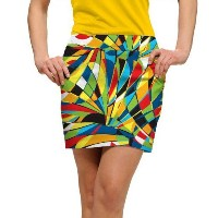LoudMouth Ladies Toucan StretchTech Skort【ゴルフ レディース>スコート】