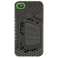 Jackie Chan Limited Edition iPhone 4S Case Black-Green