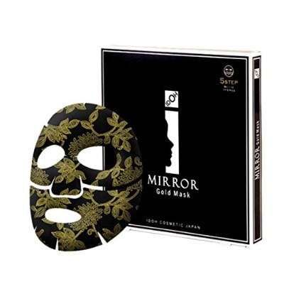 MIRROR Gold Mask