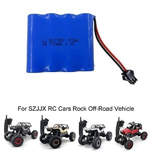szjjx RC車オフロードRock車両Crawlerトラック2.4 GHz 4 WD高速1 : 14 Radio Remote Control Racing Cars Electric高速Race...
