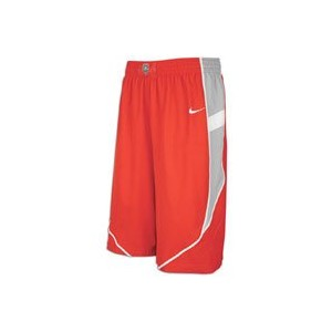New Mexico Lobos Nike Dri - Fit Woven Twill Player Shorts ( Medium )