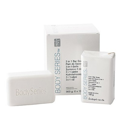 Complexion Bar for family 6x150g Body Series 3-in-1 Family Bar Soap by Body Series [並行輸入品]