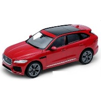 Welly NEX 1/24 Scale 24070W - Jaguar F Pace - Red