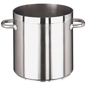 """Paderno World Cuisine """"Grand Gourmet"""" Stainless-steel 17-1/2-Quart Stockpot by Paderno World..."""