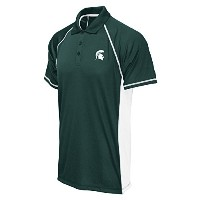 NCAAメンズPoly Polo with Panels XL