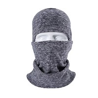 Cationicファブリックbalaclava-防風スキー/冬暖かい/寒い天気面mask- Motorcycle Neck Warmer Running hat-サイクリングスキー冬ギアforメンズレ...