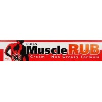 スポーツMuscle Rub 40 g by firstaid4sport