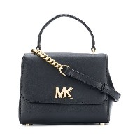 Michael Michael Kors Mott mini satchel - ブラック