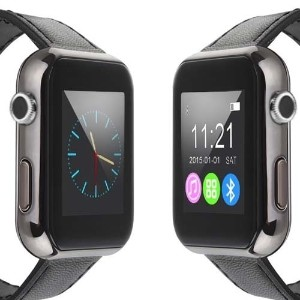 Pandaoo AW08タッチスクリーンスマートウォッチBluetooth WristWatch for Android Phone&Apple iPhone