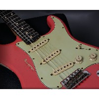 Fender Custom Shop Limited Edition Gary Moore Stratocaster Fiesta Red