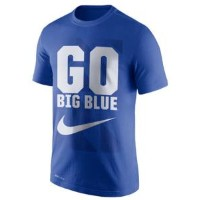 ナイキ メンズ NCAA カレッジ Tシャツ Kentucky Wildcats Nike Legend Franchise Performance T-Shirt Royal