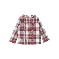 AMERICAN OUTFITTERS ブラウス レッド