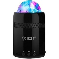 ION Audio LEDイルミネーション搭載ポータブルBluetoothスピーカー Party Starter