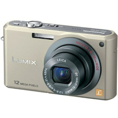 【中古】Panasonic LUMIX DMC-FX100