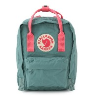 【FJALLRAVEN】KANKEN MINI バックパック小【アダム エ ロペル マガザン/Adam et Rope Le Magasin レディス, キッズ リュック ダークグリーン(31)...