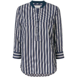 Jacob Cohen striped blouse - ブルー