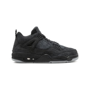 Jordan Air Jordan 4 Retro Kaws スニーカー - ブラック