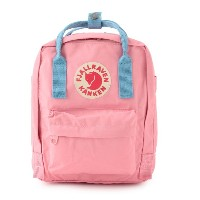 【FJALLRAVEN】KANKEN MINI バックパック小【アダム エ ロペル マガザン/Adam et Rope Le Magasin レディス, キッズ リュック ピンク(63) ルミネ...