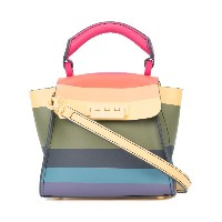 Zac Zac Posen striped design mini bag - マルチカラー