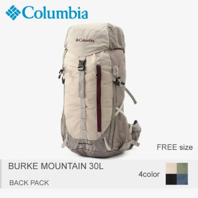 COLUMBIA コロンビア バックパック 全4色バークマウンテン30Lバックパック2 BURKE MOUNTAIN 30L BACKPACK IIPU8179 005 010 347 464...