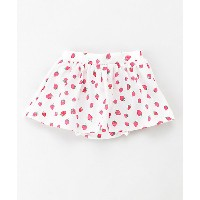 kate spade new york childrenswear/kate spade new york childrenswear  トスドベリープリントスカート(8581539) シロ 【三越...