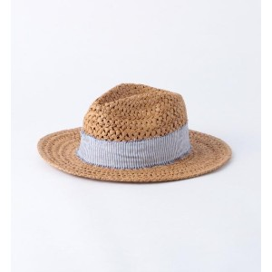HAT ATTACK CANE WEAVE RANCHERハット【ビューティアンドユース ユナイテッドアローズ/BEAUTY&YOUTH UNITED ARROWS レディス ハット BEIGE...