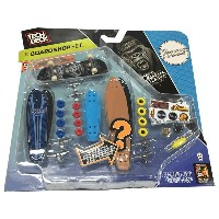 指スケ TECH DECK テックデッキ ボードショップセット BOARD SHOP SET PENNY SKATEBOARD WORLD INDUSTRIES(20050130)...