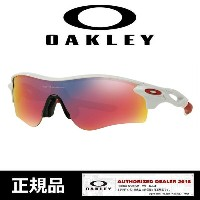 オークリー サングラス OAKLEY [ 9206-1038 ] RADARLOCK PATH P.WHT/RED [0401]