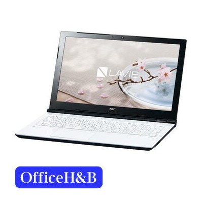 NEC LAVIE Smart NS エクストラホワイトPC-SN16CJSAA-4