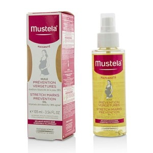 MustelaStretch Marks Prevention OilムステラStretch Marks Prevention Oil 105ml/3.54oz【楽天海外直送】