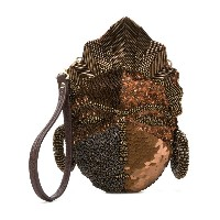 Jamin Puech Manray mini bag - ブラウン
