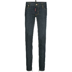 Dsquared2 Super Skinny ジーンズ - ブルー