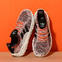 adidas Originals F/22 PK(アディダス オリジナルス F/22 PK)Trase Orange/Core Black/Core Black【メンズ スニーカー】18SS-I