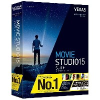 【送料無料】 ソースネクスト 〔Win版〕 VEGAS Movie Studio 15 Suite [Windows用]