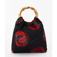GROWING PAINS/グローイングペインズ  BANBOO BAG(GP18SS-AC01) DRAGON 【三越・伊勢丹/公式】 バッグ~~ハンドバッグ