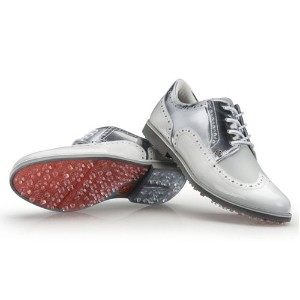 G/FORE Ladies Brogue Gallivanter Shark Skin Golf Shoes【ゴルフ レディース>スパイクレスシューズ】