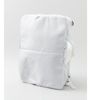 UR THE NORTH FACE SHUTTLE 3WAY DAYPACK【アーバンリサーチ/URBAN RESEARCH メンズ その他(バッグ) WHITE ルミネ LUMINE】