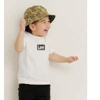DOORS Lee×DOORS-natural- ボックスロゴTシャツ【アーバンリサーチ/URBAN RESEARCH キッズ その他(トップス) WHITE ルミネ LUMINE】