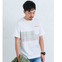 Sonny Label MAGIC NUMBER INSIDE PRINT T-SHIRTS【アーバンリサーチ/URBAN RESEARCH メンズ Tシャツ・カットソー ORG ルミネ...
