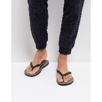 ナイキ メンズ サンダル シューズ Nike Solarsoft II Flip-Flops In Black 488160-090 Black