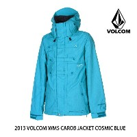 2013 VOLCOM ボルコム ジャケット WOMEN'S CAROB JACKET COS