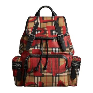 Burberry The Medium Rucksack バックパック - レッド